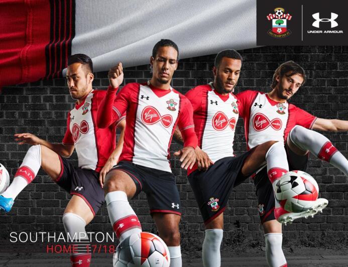 15. Southampton F.C. (Inglaterra)