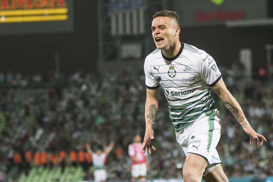 Santos no hacía cinco goles como local desde el 2012  20180214-4385.jpg