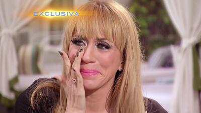 Exclusiva: Noelia intentó suicidarse en el momento más difícil de su vida