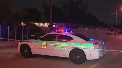 Tres personas son hospitalizadas tras un tiroteo en la ciudad de Opa-locka