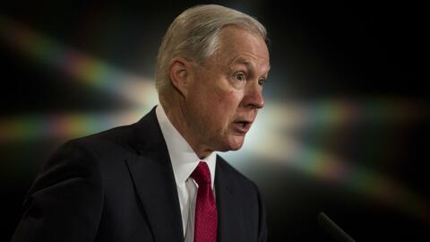 Jeff Sesions testificará acerca de cuál fue su rol dentro de la investig...