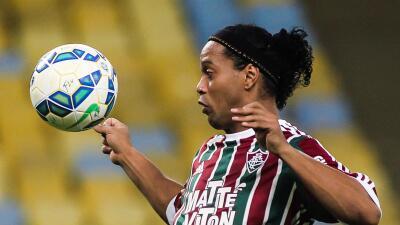 Ronaldinho regresa al Fluminense, pero solo para jugar un torneo amistoso