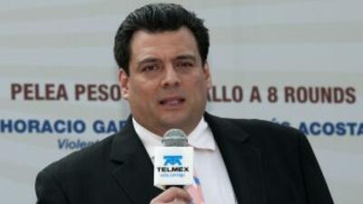 Mauricio Sulaimán, le preocupa lo que pasa en el ámbito internacional co...