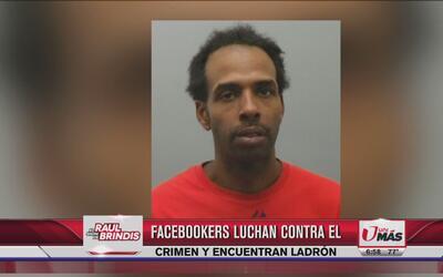 Encuentran ladrón gracias a Facebook