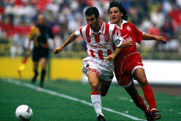 Para el siguiente torneo, Verano 1998, Toluca que terminó como superlíde...