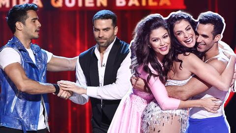 Lo mejor de la semifinal de Mira Quién Baila