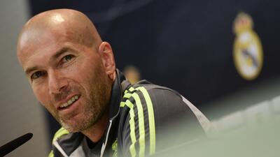Zidane, consciente de la relevancia del duelo ante Wolfsburgo