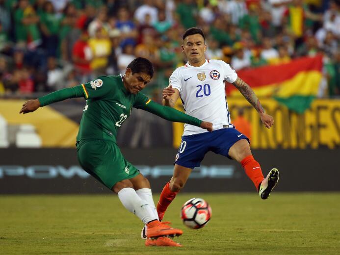 El ranking de los jugadores de Chile vs Bolivia 12-GettyImages-539311496...