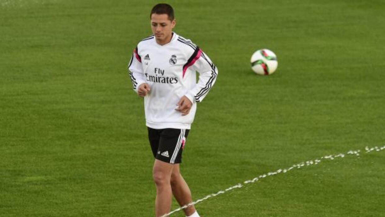 Hernández no parece tener opciones de seguir con los 'Merengues' ni de v...