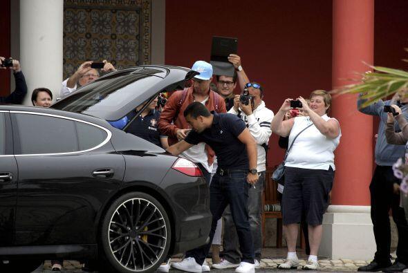Todo mundo espera que éste sea el Mundial de Ronaldo y que lleve a Portu...
