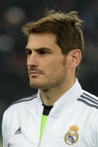 Para Iker Casillas, el portero titular de 'La furia roja', el 2014 ha si...