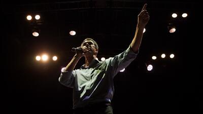 El congresista Beto O'Rourke llega a San Antonio a intentar conquistar el voto latino