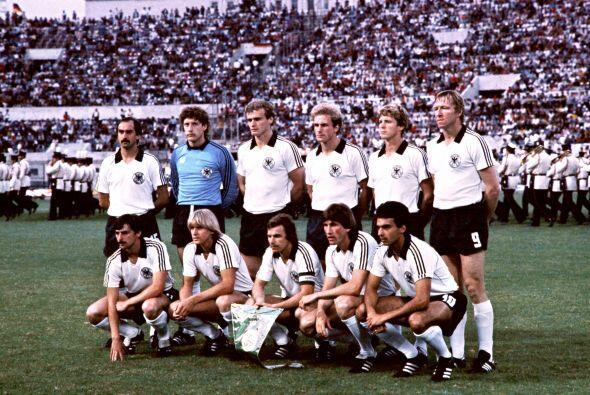 El alemán Bernd Schuster vivió 8 años como jugador...
