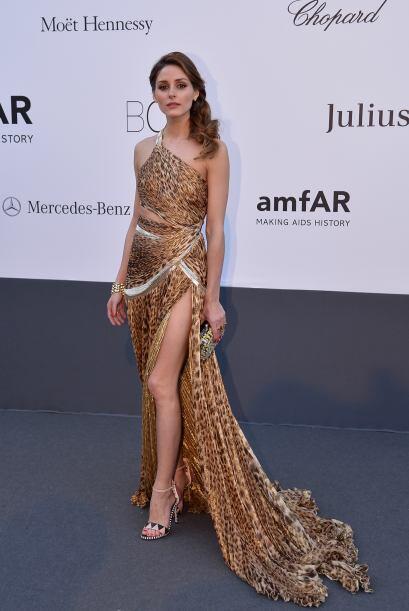 Por su estilo tan único, 'fashion' y un tanto inusual, Olivia Pal...