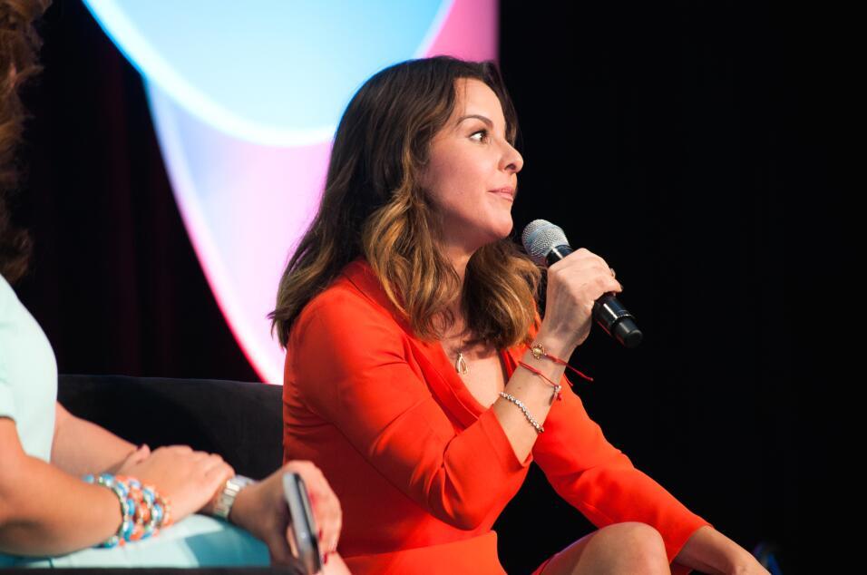 Kate del Castillo ha dicho que fue víctima de violencia doméstica durant...