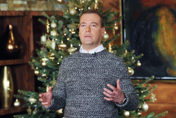 #5.Dmitry Medvedev (@MedvedevRussia). El presidente ruso tuvo una gran e...