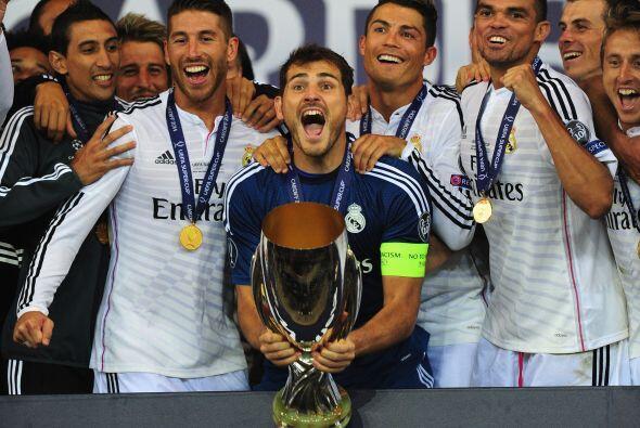 El Real Madrid tiene una de las plantillas más poderosas del plan...