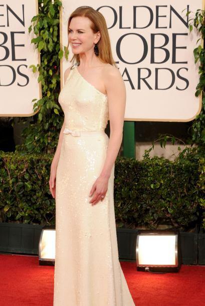 Nicole Kidman quiso impactar con su Prada, sine embargo, le faltó una gr...