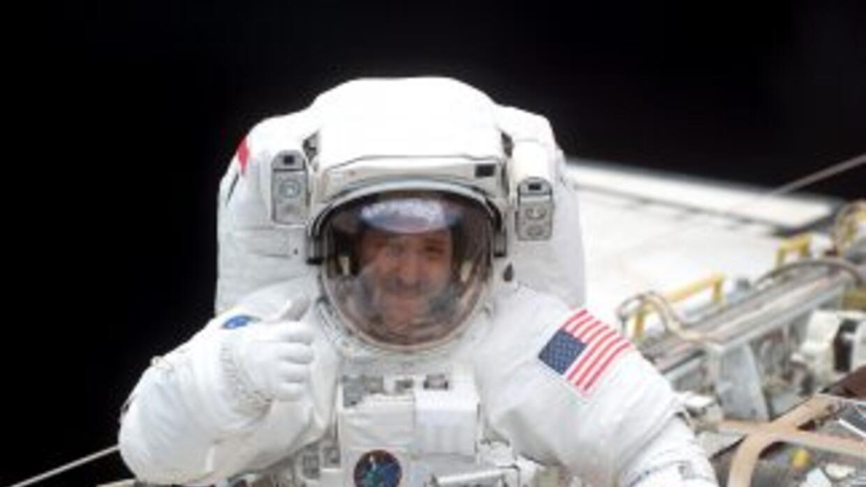 Los astronautas pasan por un riguroso proceso de selección.
