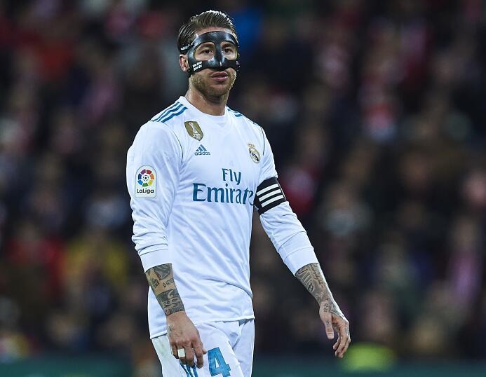 6. Sergio Ramos (Real Madrid / España)