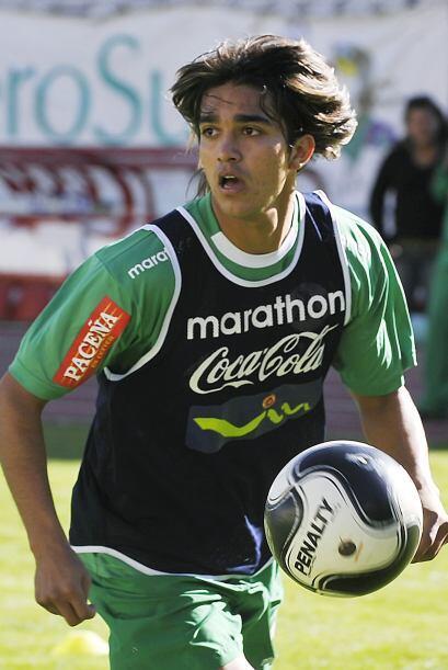 El delantero Marcelo Moreno es el jugador más destacado, actualmente se...