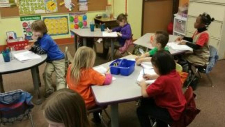 Imagen de la web de la Escuela Global Village en Aurora.