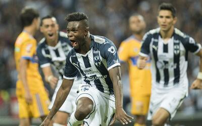 Avilés Hurtado llegó a su gol número 11 en el Apert...
