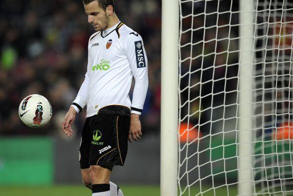 El Valencia sencillamente no pudo contrarrestar a los locales.