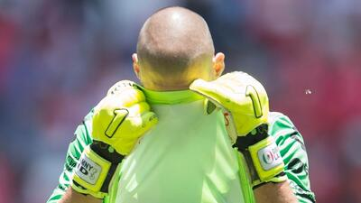 El Félix de la Semana: las dudas de Gibran Lajud al salir a cortar un tiro de esquina ante Toluca