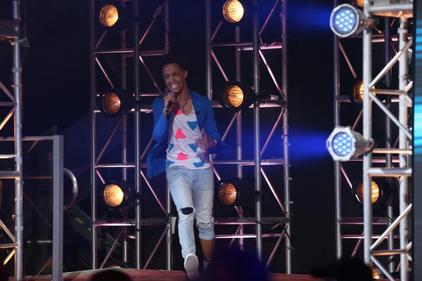 Slide del show