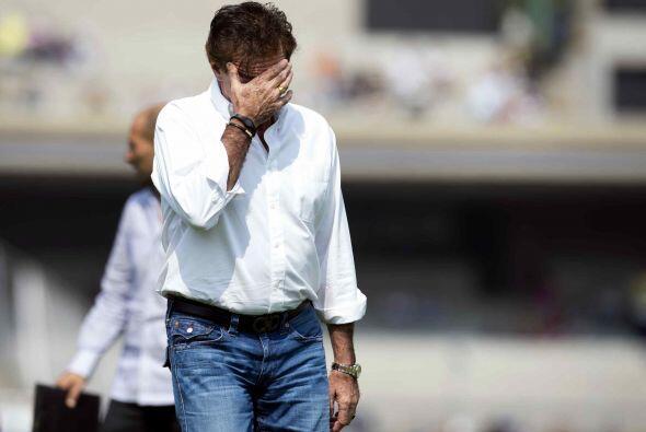 Apertura 2012: Monterrey 1-1 Atlante