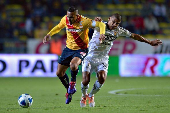 Aldo Leao Ramírez: El mediocampista dio su mejor partido en lo que va de...