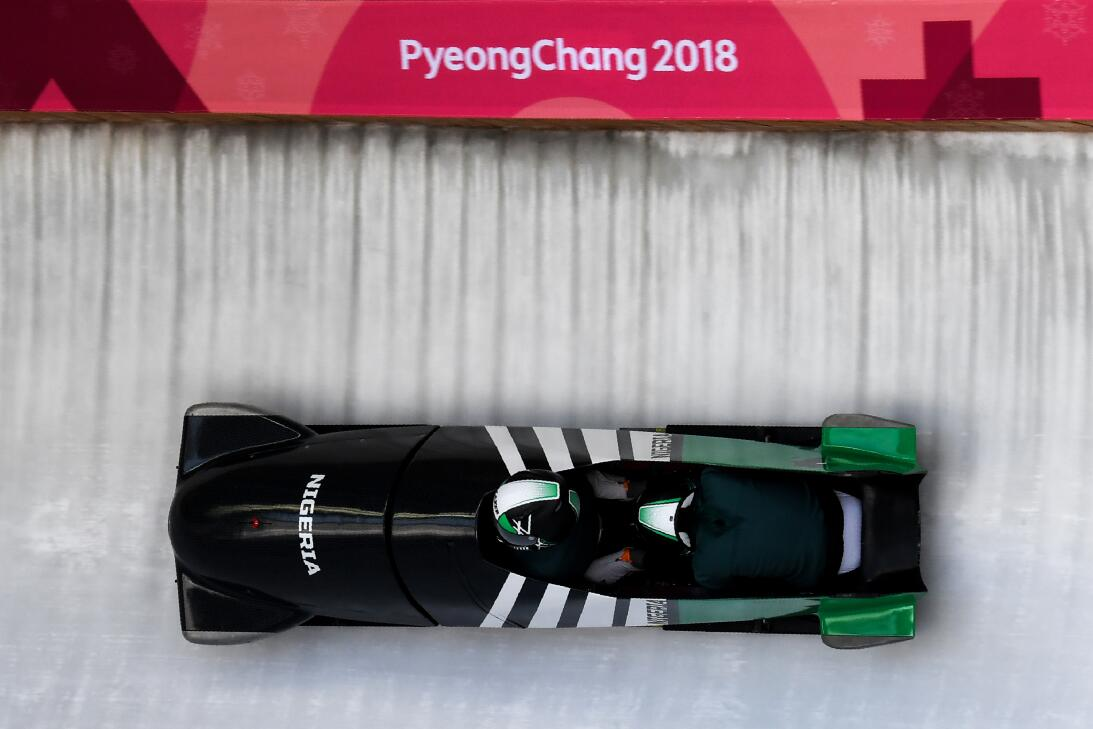 'Nigeria bajo cero': desde el crowdfounding hasta a los Olímpicos de Pye...