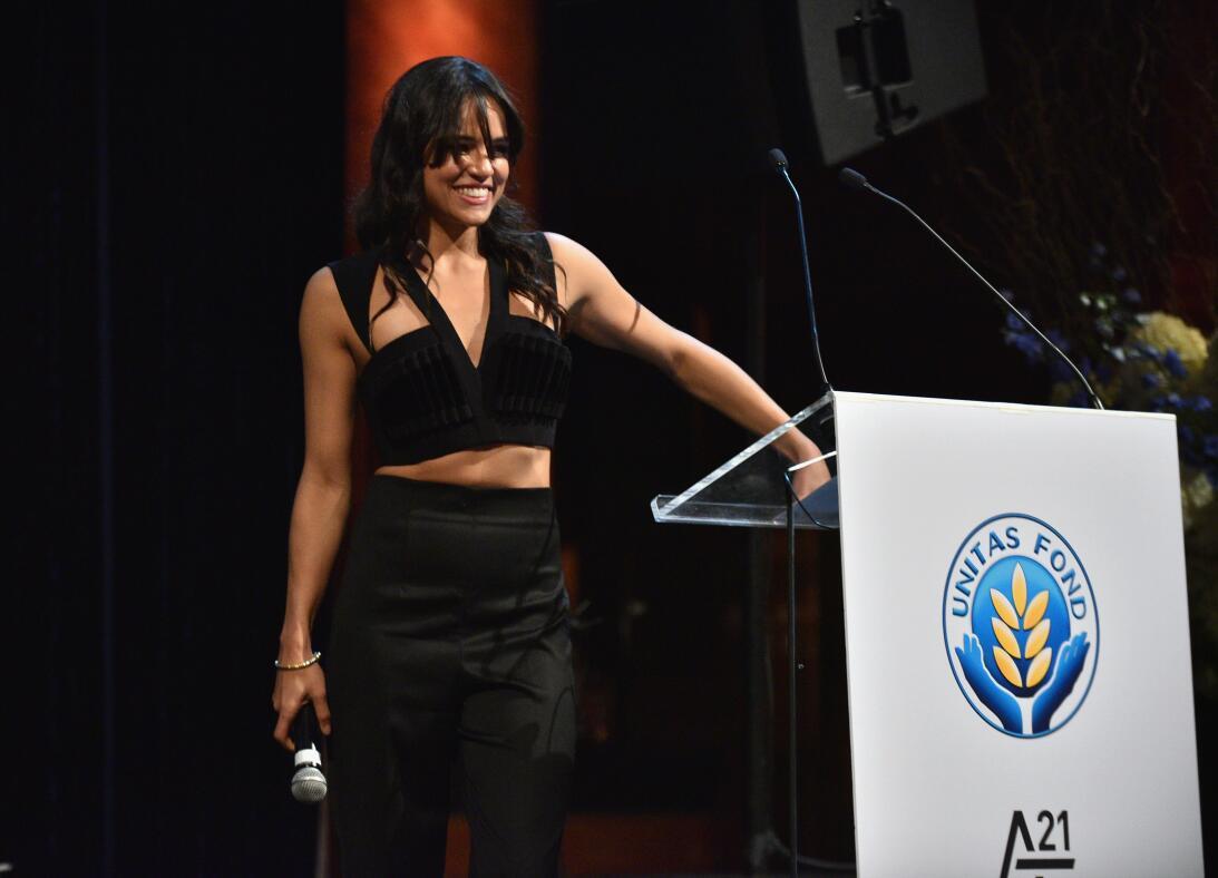 Michelle Rodríguez, la sensual 'boxeadora' de Hollywood GettyImages-4884...