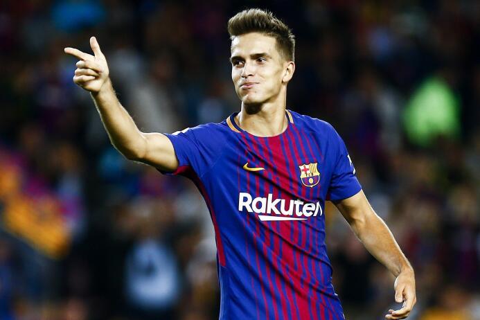 Faena de Messi en la goleada 6-1 del Barcelona sobre Eibar 6364146029334...