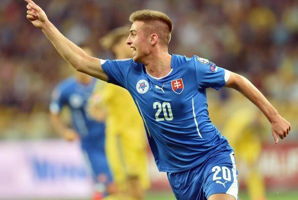 Por su parte la selección de Eslovaquia viene de triunfar 1-0 en Ucrania...