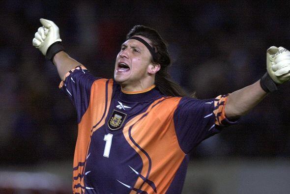 Otro exportero y ahora ayudante de Cholo Simeone en el Atlético, el arge...