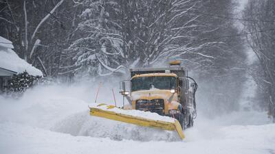 Al menos siete personas mueren por la tormenta invernal que azotó el noreste de EEUU