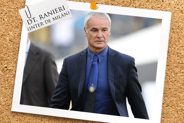 Y estos 11 cracks son dirigidos por Claudio Ranieri, el hombre que hizo...