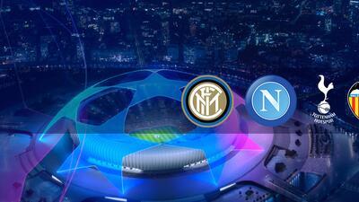 Los cuatro caballos negros de la UEFA Champions League