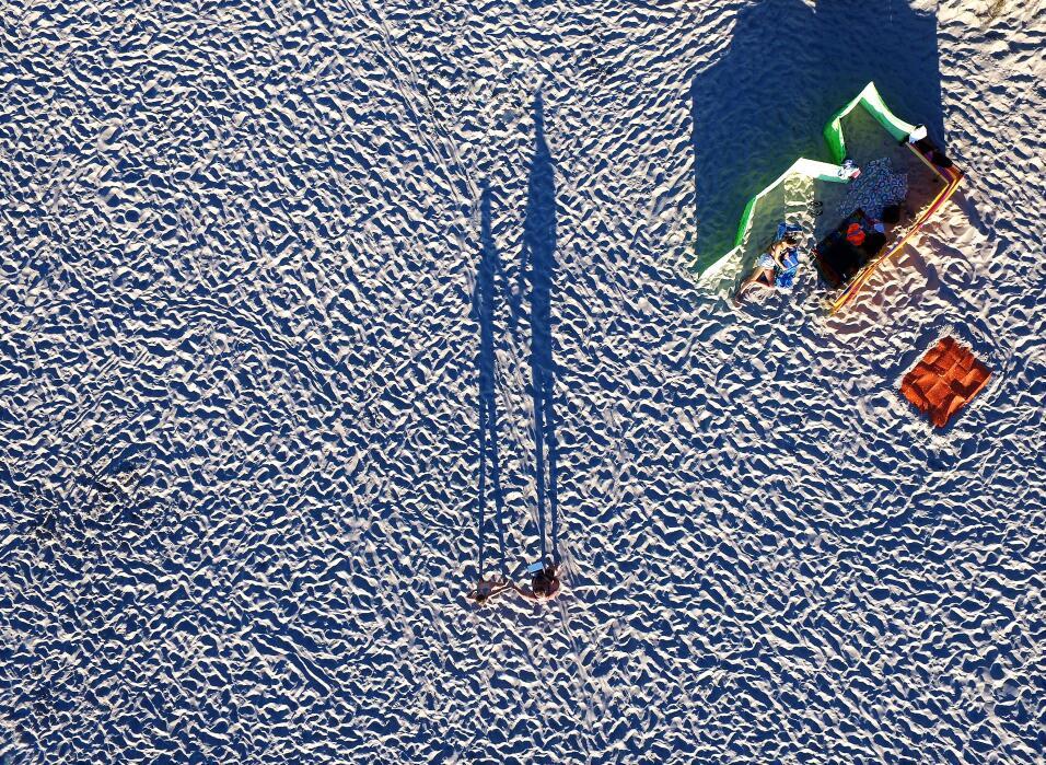 Miedzyzdroje plaża, Poland by Drone Expert.jpg