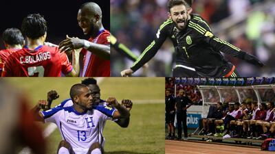 'Top 10' de la Concacaf en la clasificación Fifa
