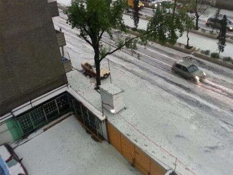 La Ciudad de México no es un lugar donde caiga nieve en invierno;...