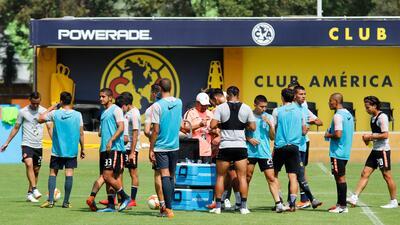 América se prepara para 'tomar vuelo' contra Monterrey en la fecha 4 del Apertura 2018