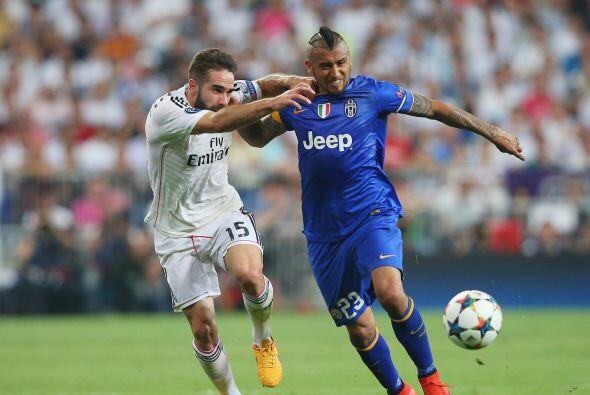 La Juventus tiene una de los mediocampos más talentosos y menospreciados...