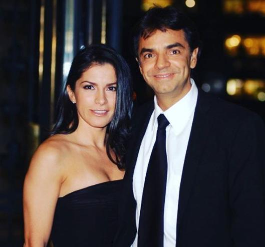 Eugenio Derbez y Alessandra