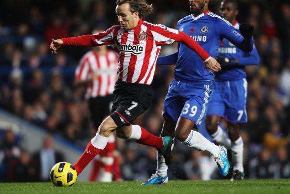 Chelsea recibió en su estadio, Stamford Bridge, al Sunderland.