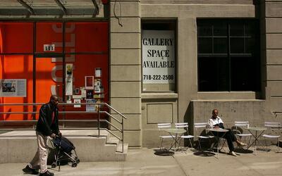 El barrio de Dumbo, en Brooklyn, se encuentra altamente gentrificado. En...