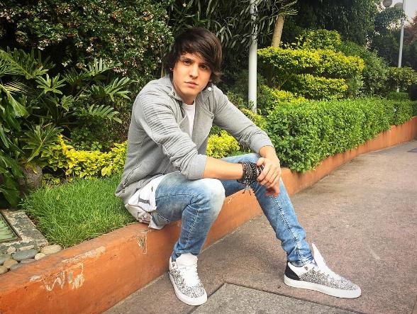 Christopher Vélez CNCO