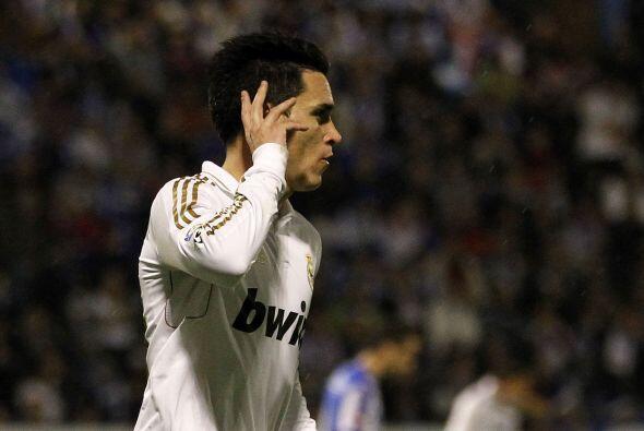 José María Callejón ponía el 1-0.